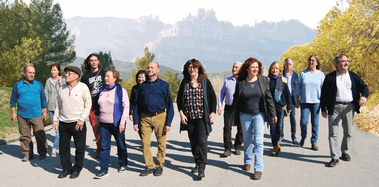 Candidatura Movem Vacarisses 2019 complerta