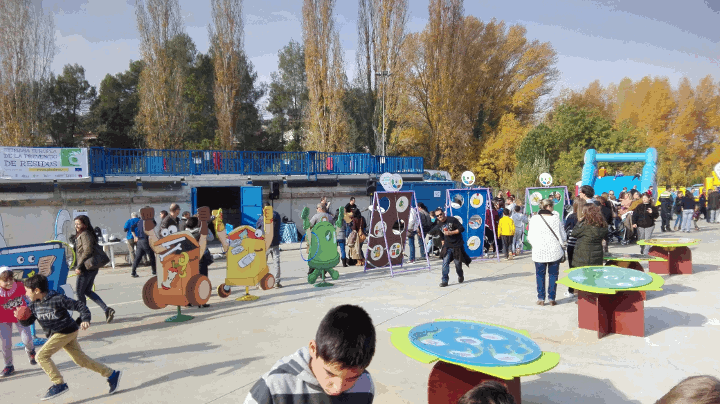 Acte de la Setmana Europea de Prevenció de Residus 2016 a la Deixalleria Municipal