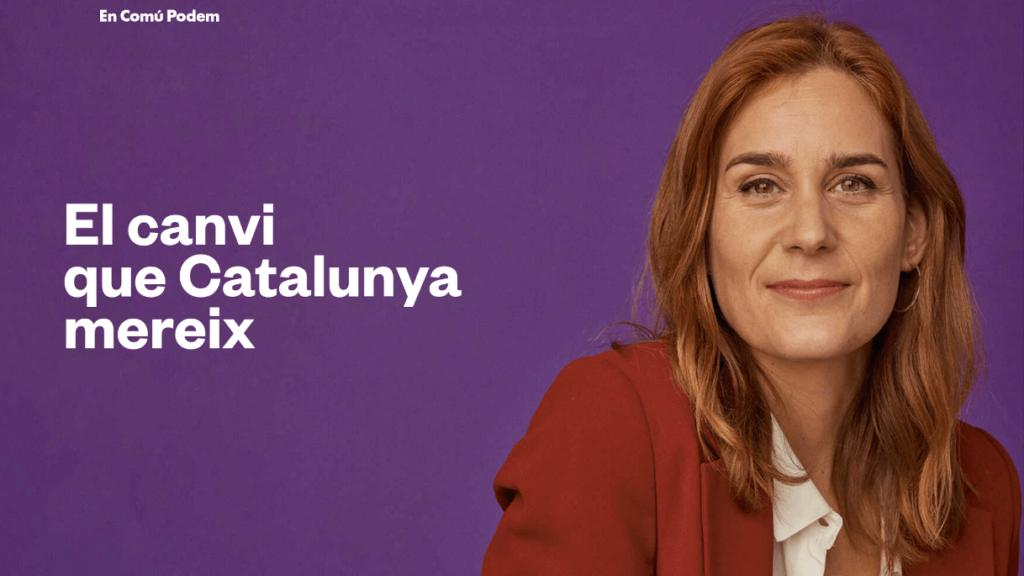 El canvi que Catalunya mereix