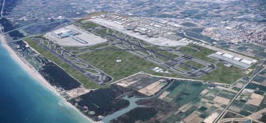 ECP presenta una iniciativa al Congrés perquè el Govern s'oposi a l'ampliació de l'aeroport del Prat